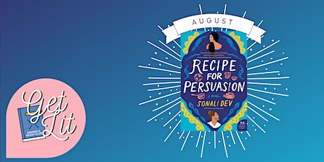 August Book Club: Recipe for Persuasion tickets