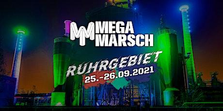 Megamarsch Ruhrgebiet  2021  -  neue Startgruppen billets