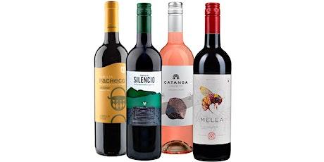 Cata de vinos en Expanish entradas