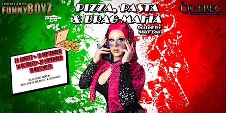 FunnyBoyz London presents Pizza, Popcorn & Prosecco tickets