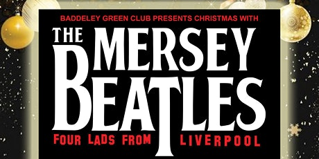 Christmas with the Mersey Beatles tickets