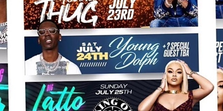 ROLLING LOUND AFTERPARTIES @ KING OF DIAMONDS tickets