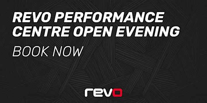 Revo Performance Centre opening evening image