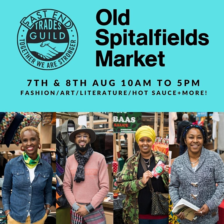 The East London Market; Shopping, Food and Drink image