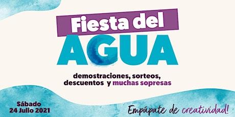 Fiesta del Agua - Creatividad pasada por agua en  Maliaño entradas