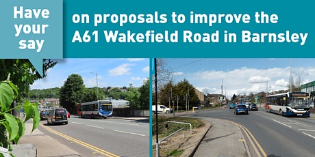 A61 Wakefield Road scheme: Q&A sessions tickets