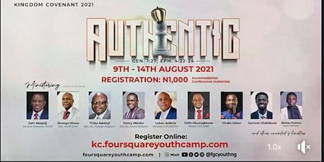 Kingdom Covenant Conference, K.C 2021 tickets