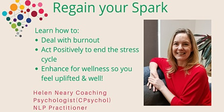Regain your spark after Lockdown Living tickets