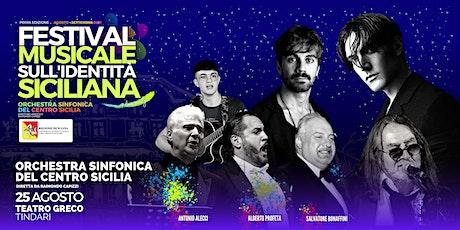 Festival Musicale sull'Identità Siciliana biglietti