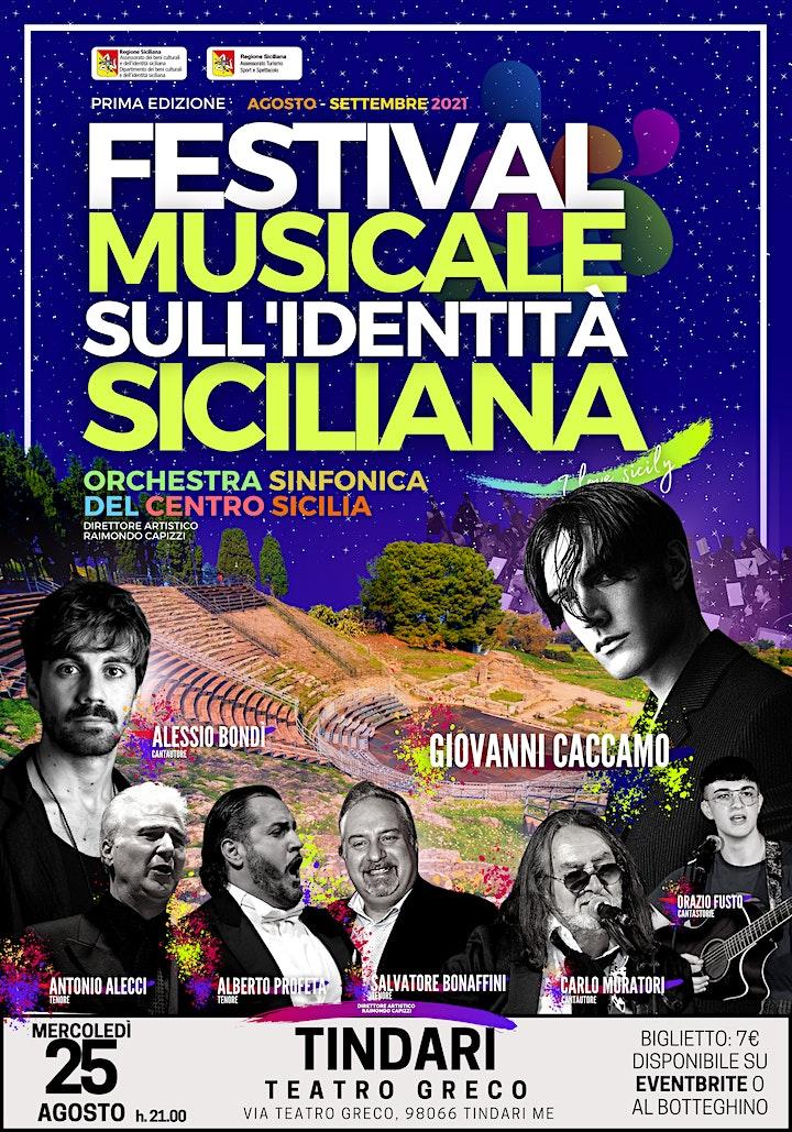 Immagine Festival Musicale sull'Identità Siciliana