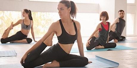 Yoga en Expanish entradas