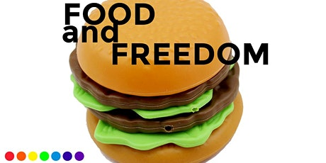 Food and Freedom - an informal talk about life with an eating disorder tickets