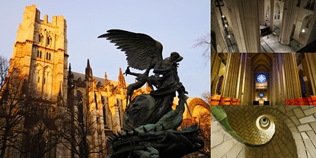 'The Cathedral of St. John the Divine, World's Largest Cathedral' Webinar tickets