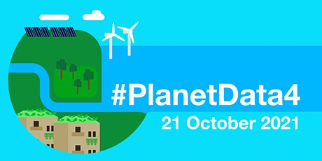 #PlanetData4 tickets