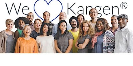 Kangen Water Demonstration and Enagic Home Business Presentation tickets