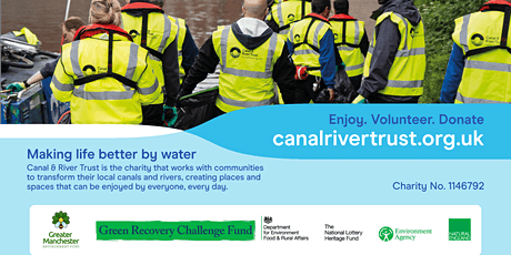 Get Active and Fight Plastic: Manchester tickets