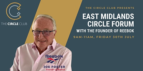 East Midlands Circle Forum with Joe Foster tickets