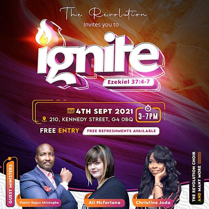 Ignite Worship Night image