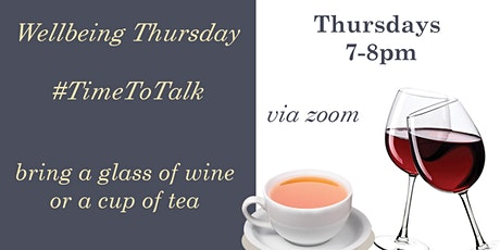 Wellbeing Thursday tickets