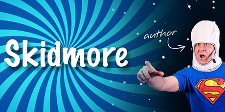 Author Talk - Steve Skidmore tickets