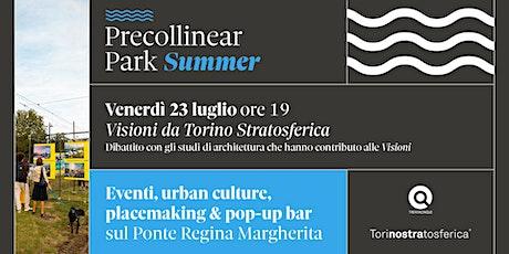 Precollinear Park Summer - Visioni da Torino Stratosferica — 23 luglio biglietti