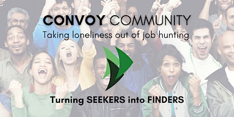 Convoy Community Introduction - accelerating the search for your next role tickets