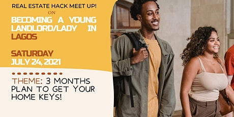 Becoming a Lagos Landlord/Lady Within 3 Months- Real Estate hack Meet Up! tickets