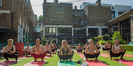 Eccleston Yards Wellness Weekenders tickets