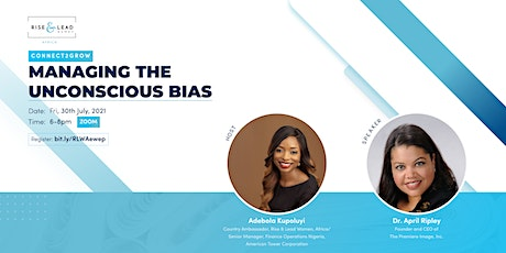 Managing the Unconscious Bias tickets