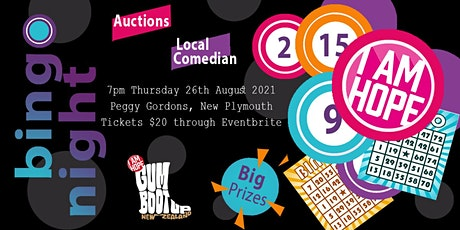 I Am Hope Bingo and Auction Charity Night tickets