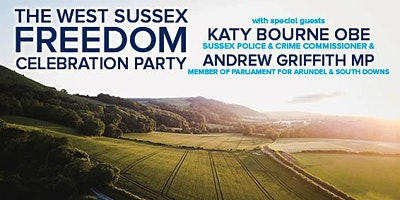 West Sussex Freedom Celebration Party