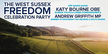 West Sussex Freedom Celebration Party tickets