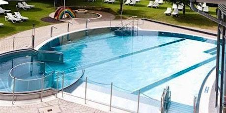 Schwimmen am  27. Juli  07:00-08:30 Uhr Tickets