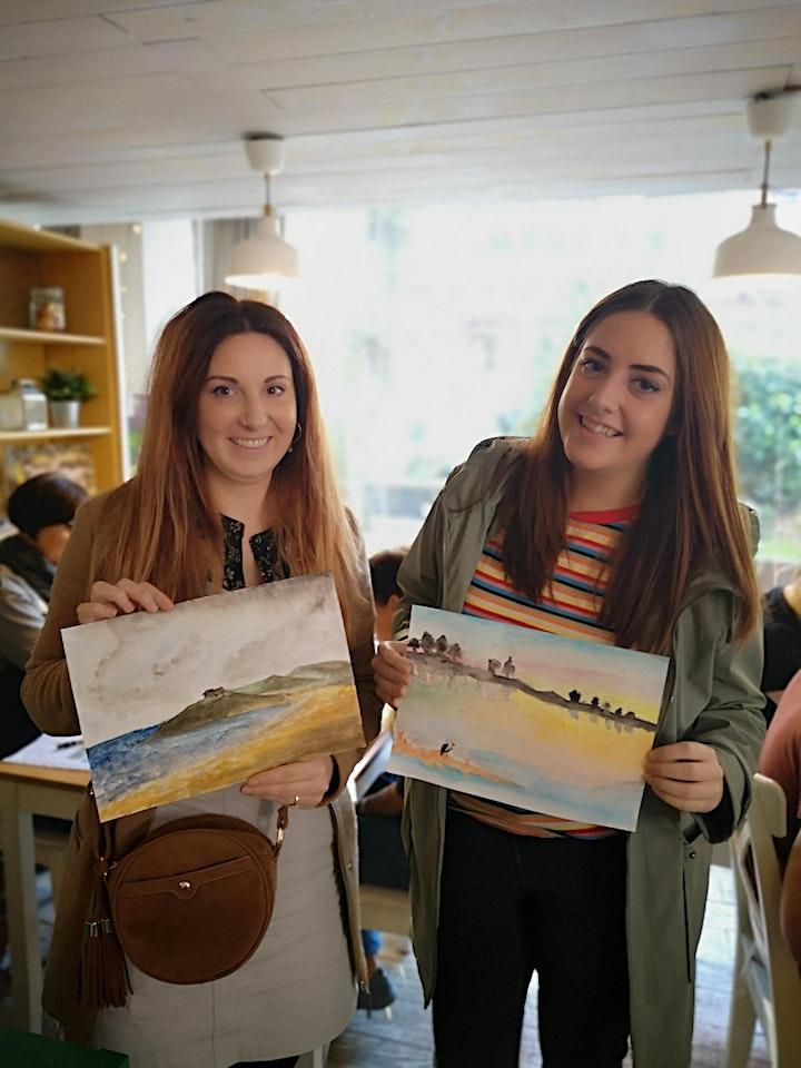 Watercolour Painting Workshop image