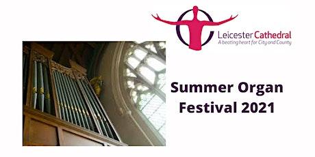 Organ Recital: Rosie Vinter (Leicester Cathedral)   ONLINE ENCORE tickets