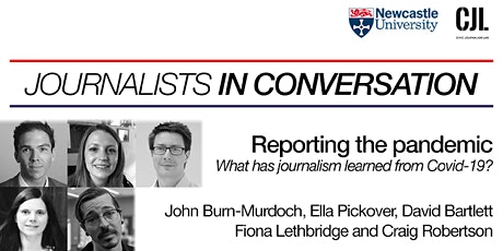 Reporting the pandemic: What has journalism learned from Covid-19? tickets