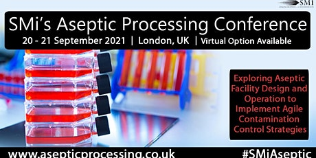 SMi's Aseptic Processing Conference tickets