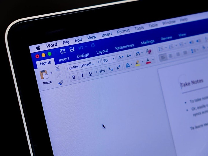 Microsoft Word for Beginners image