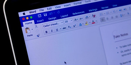 Microsoft Word for Beginners tickets