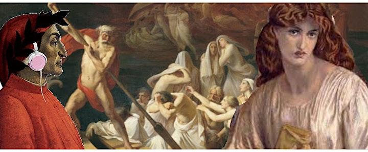 Immagine Dante all'Inferno