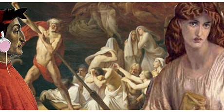 Dante all'Inferno - Replica biglietti