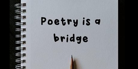 Workshop: Poetry is a Bridge tickets