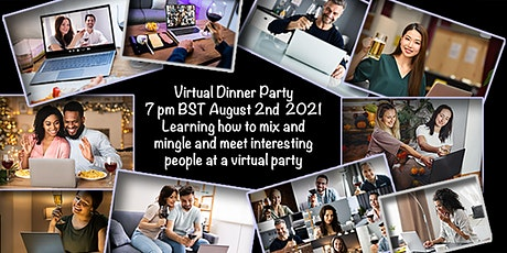 August Virtual Dinner Party tickets