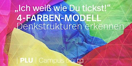 ONLINE TRAINING 4-Farben Modell Tickets