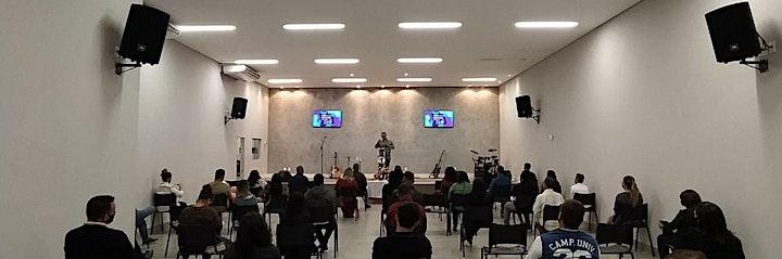 Imagem do evento Culto de Celebração - Oitava Matozinhos  25/07 (18h)