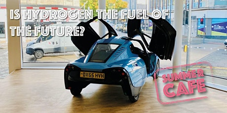 Oriel Science Summer Cafe - Is hydrogen the fuel of the future? tickets