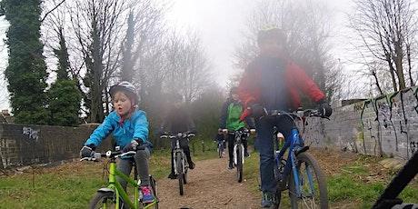 Cycle Islington  family ride tickets