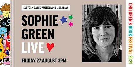 Children's Book Festival - Sophie Green tickets
