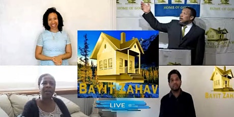 Bayitzahav Ministry - Divine Worship Service tickets