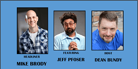 Thursday Edition of BBQ'd Comedy tickets